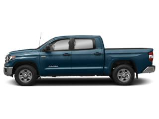Cavalry Blue 2019 Toyota Tundra 4WD Pictures Tundra 4WD SR5 CrewMax 5.5' Bed 5.7L FFV photos side view