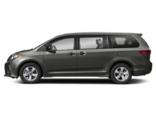 Alumina Jade Metallic 2019 Toyota Sienna Pictures Sienna Limited Premium AWD 7-Passenger photos side view