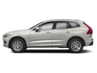 Crystal White Pearl Metallic 2019 Volvo XC60 Pictures XC60 T5 FWD Inscription photos side view
