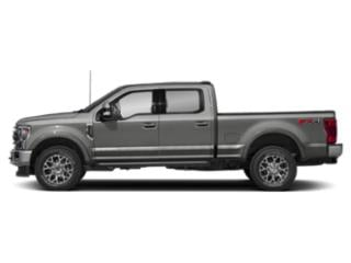 Silver Spruce Metallic 2020 Ford Super Duty F-250 SRW Pictures Super Duty F-250 SRW King Ranch 2WD Crew Cab 6.75' Box photos side view