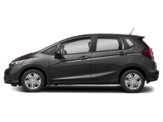 Modern Steel Metallic 2020 Honda Fit Pictures Fit LX CVT photos side view