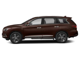 Mocha Almond 2020 INFINITI QX60 Pictures QX60 LUXE AWD photos side view