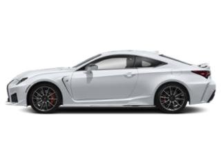 Ultra White 2020 Lexus RC F Pictures RC F RC F RWD photos side view