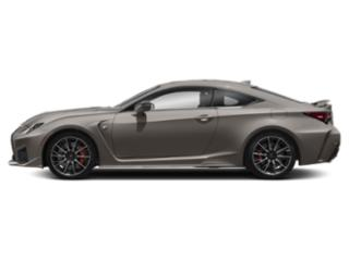 Atomic Silver 2020 Lexus RC F Pictures RC F RC F RWD photos side view
