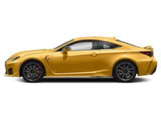 Flare Yellow 2020 Lexus RC F Pictures RC F RC F RWD photos side view