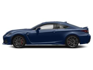 Ultrasonic Blue Mica 2.0 2020 Lexus RC F Pictures RC F RC F RWD photos side view