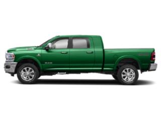 Bright Green 2020 Ram Truck 2500 Pictures 2500 Lone Star 4x4 Mega Cab 6'4 Box photos side view