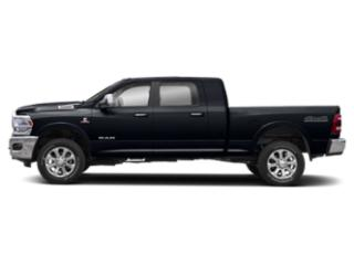 Midnight Blue Pearlcoat 2020 Ram Truck 2500 Pictures 2500 Lone Star 4x4 Mega Cab 6'4 Box photos side view