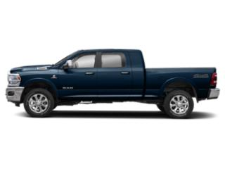Patriot Blue Pearlcoat 2020 Ram Truck 2500 Pictures 2500 Lone Star 4x4 Mega Cab 6'4 Box photos side view