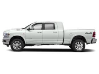 Bright White Clearcoat 2020 Ram Truck 2500 Pictures 2500 Lone Star 4x4 Mega Cab 6'4 Box photos side view