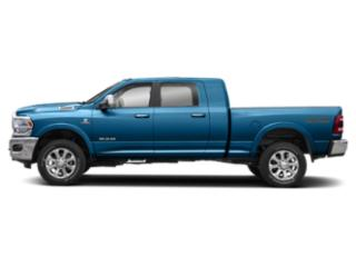 Hydro Blue Pearlcoat 2020 Ram Truck 2500 Pictures 2500 Lone Star 4x4 Mega Cab 6'4 Box photos side view