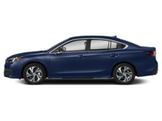 Abyss Blue Pearl 2020 Subaru Legacy Pictures Legacy CVT photos side view