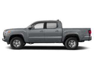Cement 2020 Toyota Tacoma 4WD Pictures Tacoma 4WD TRD Off Road Double Cab 6' Bed V6 AT photos side view