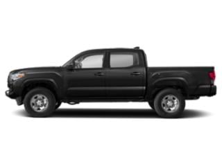 Midnight Black Metallic 2020 Toyota Tacoma 4WD Pictures Tacoma 4WD TRD Off Road Double Cab 6' Bed V6 AT photos side view