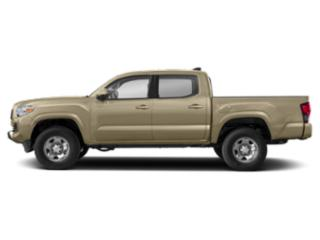 Quicksand 2020 Toyota Tacoma 4WD Pictures Tacoma 4WD TRD Off Road Double Cab 6' Bed V6 AT photos side view