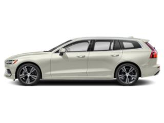 Birch Light Metallic 2020 Volvo V60 Pictures V60 T5 FWD Inscription photos side view