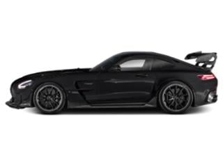 Black 2021 Mercedes-Benz AMG GT Pictures AMG GT AMG GT Black Series Coupe photos side view