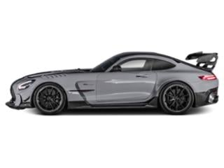 Cirrus Silver Metallic 2021 Mercedes-Benz AMG GT Pictures AMG GT AMG GT Black Series Coupe photos side view