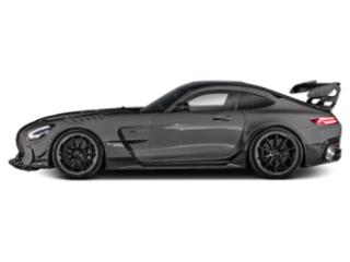 designo Graphite Grey Magno 2021 Mercedes-Benz AMG GT Pictures AMG GT AMG GT Black Series Coupe photos side view