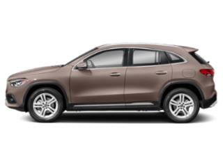 Rose Gold Metallic 2021 Mercedes-Benz GLA Pictures GLA GLA 250 SUV photos side view