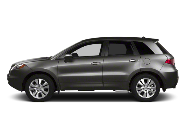 Polished Metal Metallic 2010 Acura RDX Pictures RDX Utility 4D Technology 2WD photos side view
