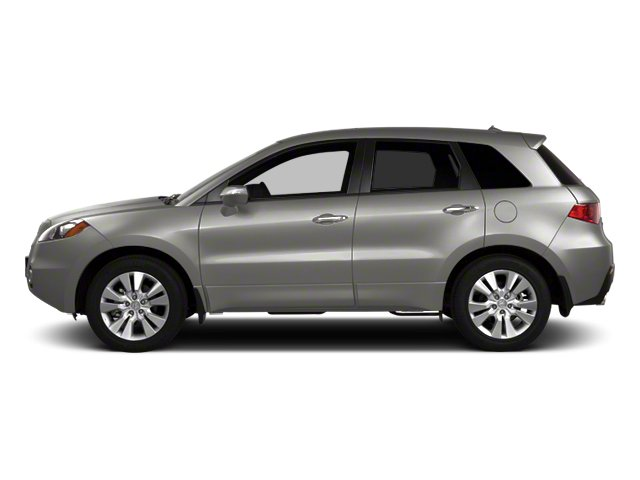 Palladium Metallic 2010 Acura RDX Pictures RDX Utility 4D Technology 2WD photos side view