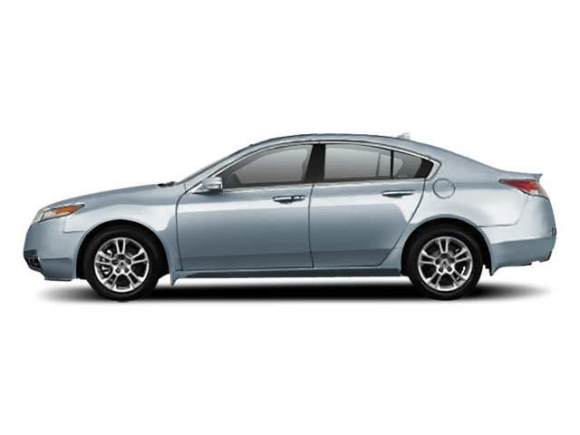 Borealis Blue Pearl 2010 Acura TL Pictures TL Sedan 4D photos side view