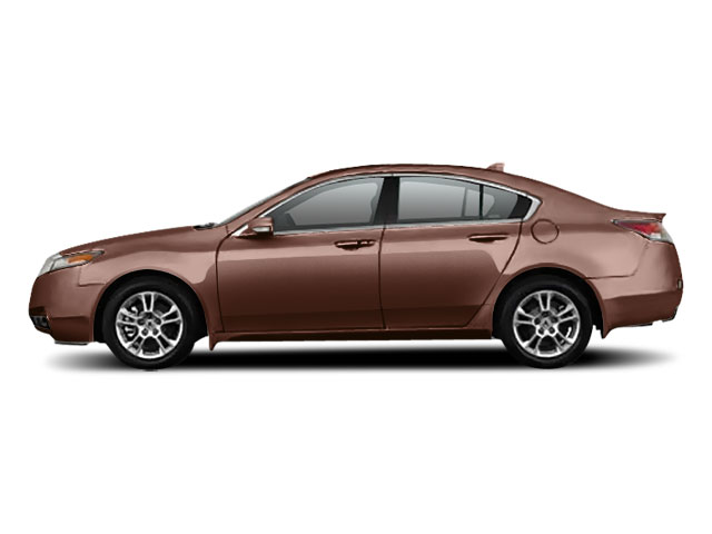 Mayan Bronze Metallic 2010 Acura TL Pictures TL Sedan 4D AWD photos side view