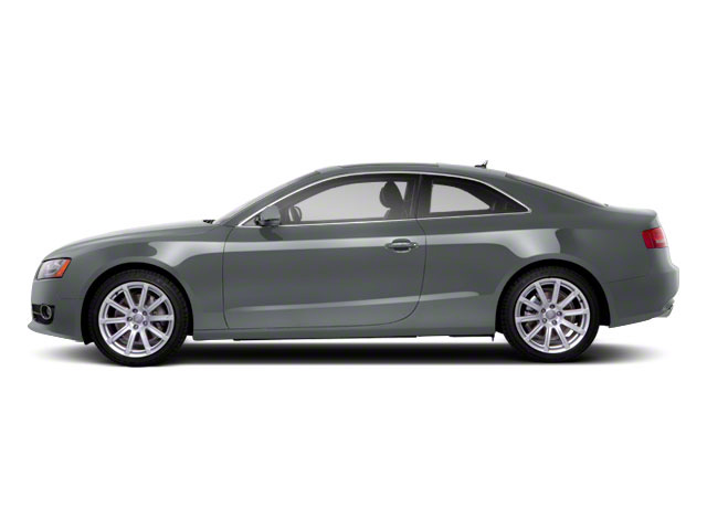 Monza Silver Pearl 2010 Audi A5 Pictures A5 Coupe 2D Quattro Prestige photos side view