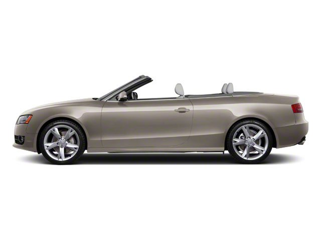 Arum Beige Metallic 2010 Audi A5 Pictures A5 Convertible 2D Quattro Premium Plus photos side view