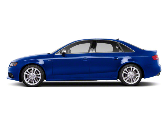 Sprint Blue Pearl 2010 Audi S4 Pictures S4 Sedan 4D Quattro photos side view