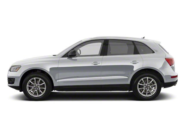 Ice Silver Metallic 2010 Audi Q5 Pictures Q5 Utility 4D 3.2 Prestige S-Line AWD photos side view