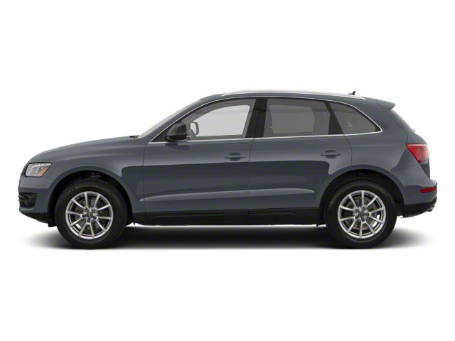 Meteor Gray Pearl 2010 Audi Q5 Pictures Q5 Utility 4D 3.2 Prestige S-Line AWD photos side view