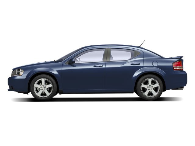 Deep Water Blue Pearl 2010 Dodge Avenger Pictures Avenger Sedan 4D R/T 2.7 photos side view