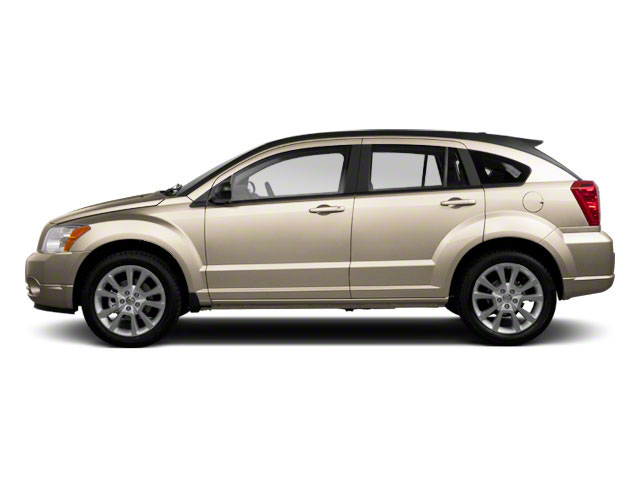 Light Sandstone Metallic 2010 Dodge Caliber Pictures Caliber Wagon 4D SE photos side view