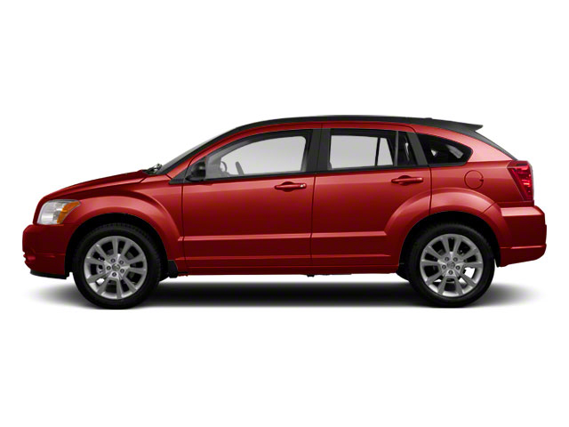 Inferno Red Crystal Pearl 2010 Dodge Caliber Pictures Caliber Wagon 4D SE photos side view