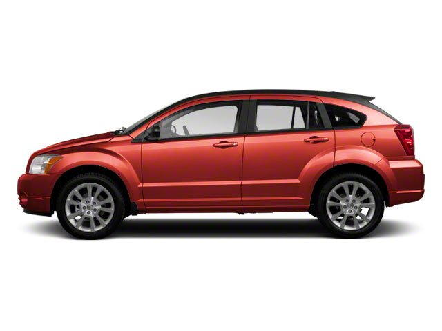Sunburst Orange Pearl 2010 Dodge Caliber Pictures Caliber Wagon 4D SE photos side view