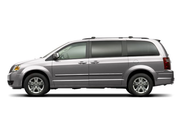 Bright Silver Metallic 2010 Dodge Grand Caravan Pictures Grand Caravan Grand Caravan SXT 4.0L photos side view