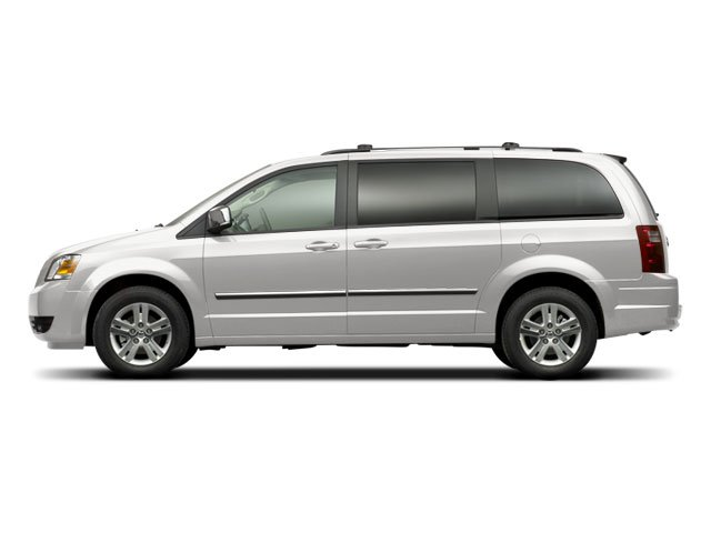 Stone White 2010 Dodge Grand Caravan Pictures Grand Caravan Grand Caravan SXT 3.8L photos side view