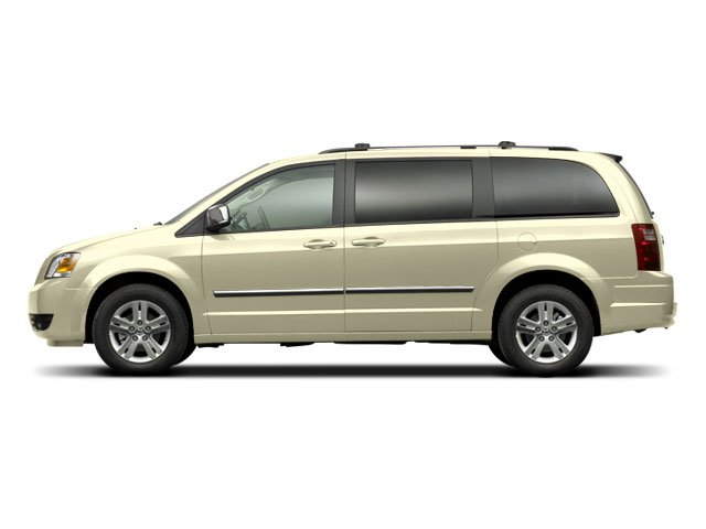 White Gold 2010 Dodge Grand Caravan Pictures Grand Caravan Grand Caravan SXT 3.8L photos side view
