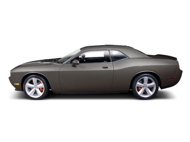Mineral Gray Metallic 2010 Dodge Challenger Pictures Challenger Coupe 2D R/T photos side view