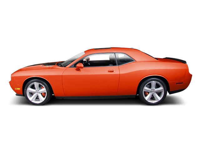 Hemi Orange Pearl 2010 Dodge Challenger Pictures Challenger Coupe 2D R/T photos side view