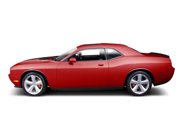 Inferno Red Crystal Pearl 2010 Dodge Challenger Pictures Challenger Coupe 2D R/T photos side view