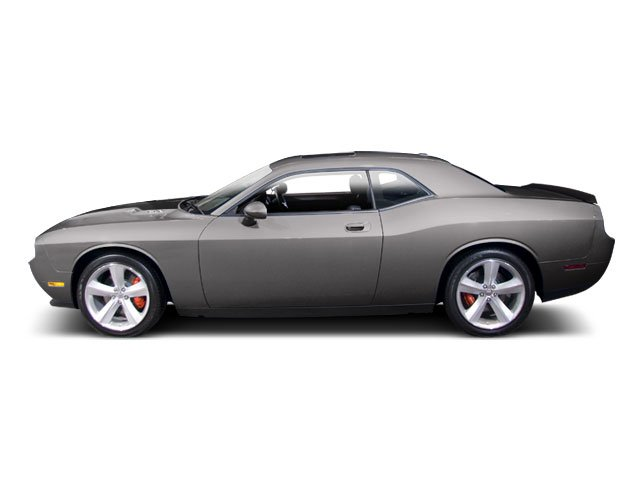 Bright Silver Metallic 2010 Dodge Challenger Pictures Challenger Coupe 2D R/T photos side view
