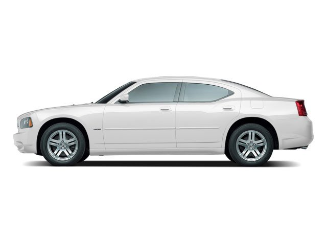Bright White 2010 Dodge Charger Pictures Charger Sedan 4D Police photos side view