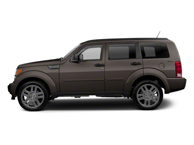 Dark Charcoal Pearl 2010 Dodge Nitro Pictures Nitro Utility 4D SE 2WD photos side view
