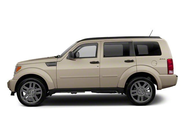 Light Sandstone Metallic 2010 Dodge Nitro Pictures Nitro Utility 4D SXT 4WD photos side view