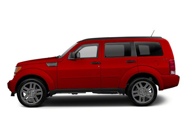 Inferno Red Crystal Pearl 2010 Dodge Nitro Pictures Nitro Utility 4D SE 2WD photos side view
