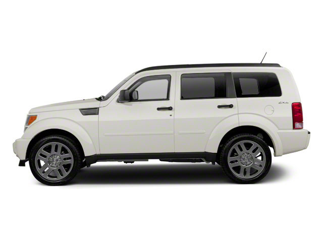 Stone White 2010 Dodge Nitro Pictures Nitro Utility 4D SXT 4WD photos side view