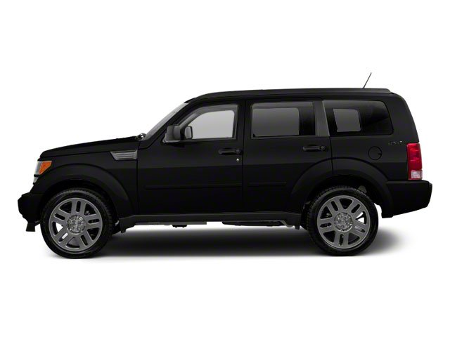 Brilliant Black Crystal Pearl 2010 Dodge Nitro Pictures Nitro Utility 4D Shock 2WD photos side view